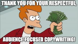 The real difference between scuzzy and cool copywriting