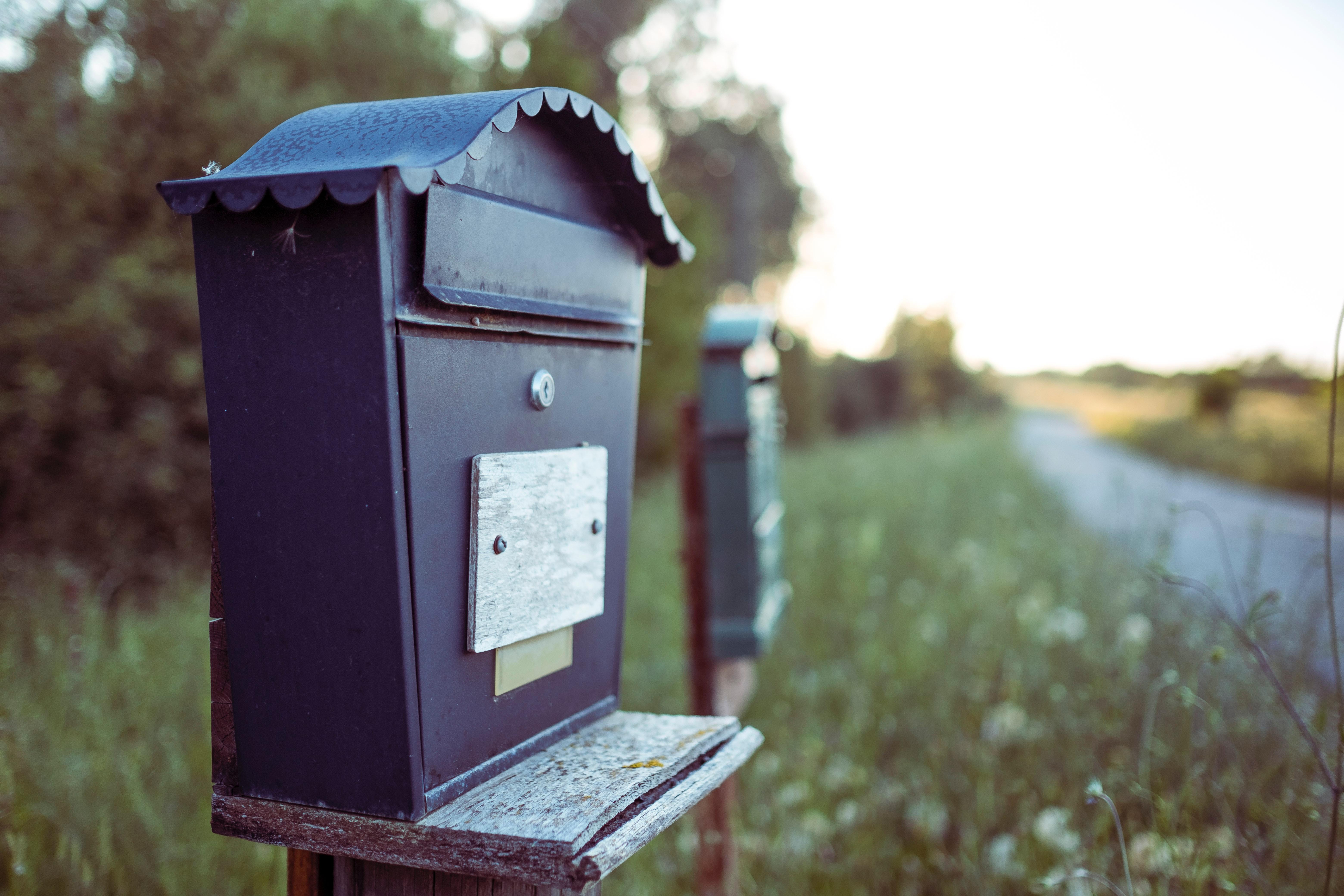 image of mail box